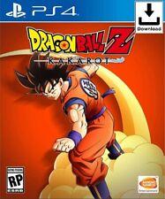 Dragon Ball Z Kakarot - PS4 📥