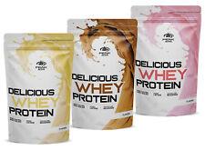 Peak Delicious Whey Protein 1000 g Beutel Eiweiß Isolat Aminosäuren 1 Kg - NEU -