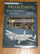 Avro Lancaster Bomber Metal Earth 3D Laser Cut Metal Model Fascinations Airplane