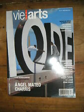 Vie des arts N°217 Angel Mateo Charris Morosoli Pierre Leblanc Blanchette