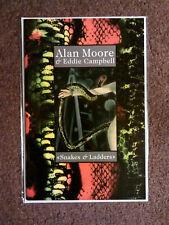Snakes & Ladders 1-shot- Alan Moore & Eddie Campbell, '01 Top Shelf 1st Pb Print
