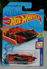 Hot Wheels glow Wheels 'fault card'.