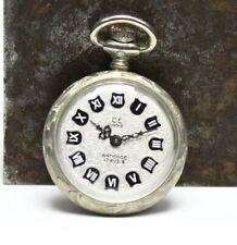 Petite montre de col, gousset mécanique - A6-03