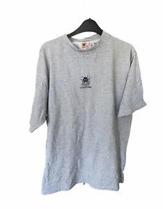Bradford Bulls Champions T-shirt Jersey Rugby League Shirt XL Top Grey 2003