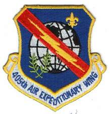 OLD USAF patch - 405th Air Expeditionary Wing - Afghanistan War