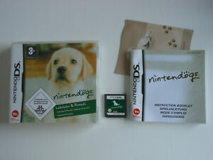 NINTENDOGS SPECIAL ALL DOGS MAX CASH DS / DS LITE / DSi fast post 100% genuine