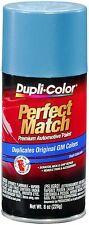 Duplicolor Bgm0539 Wa7470 For Gm Code 21 Light Blue 8 Oz Aerosol Spray Paint