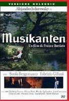 Musikanten (2005) DVD Rent Nuovo Sigillato Franco Battiato