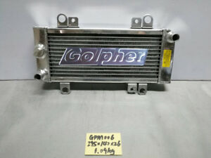KAWASAKI NINJA 250 R 08-12 RACING RADIATOR