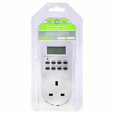 PIFCO Es113 24 Hour 7 Day Digital Programmable Timer
