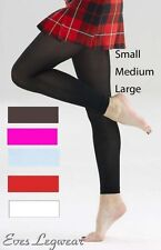 Quality Tights UK Made 70 Denier Opaque Footless,Colours S,M,L – Dance, Fashion