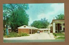 "Aberdeen,MS Mississippi, Rx Motel, ""Rooms designed for People"" used 1964"