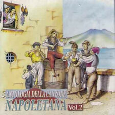 CD ANTOLOGIA CANZONE NAPOLETANA NUOVO ORIGINALE SIGILLATO NEW ORIGINAL SEALED