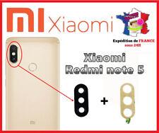 Xiaomi Redmi Note 5 -  Lentille vitre arrière caméra Appareil photo Lens verre