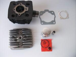 New KTM 50 SX50 JR/SR Air Cooled Cylinder Kit Complete Piston Head Barrel SX 50