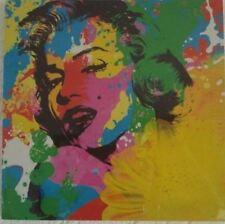 Marilyn Monroe  Bild Wandbild 28 x 28 NEU Nr. 2