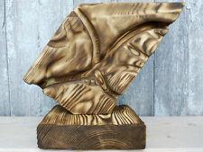 Contemporary art Modern Abstract sculpture Original art Decor Wood sculpture