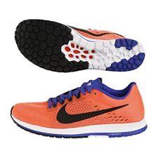 Nike Zoom Streak 6 Hyper Orange 831413-804 Men's Size 10.5