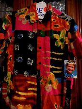 Jams World boys PANDA Shirt New NWT S Hawaiian Vacation Cruise Beach Vacation