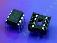 ATTINY 85-20PU mit/ohne DIP8 Sockel / Socket Mikrocontroller Microcontroller