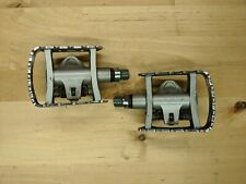 Shimano PD-M324 Pedals Dual Sided Multi-Use Flat on One Side & SPD on Other E3
