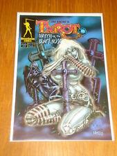TAROT #3 COVER 3B WITCH OF THE BLACK ROSE JIM BALENT BROADSWORD COMICS