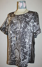 MARKS & SPENCER AUTOGRAPH Top Size 12 BNWT ~ The High Street Collection