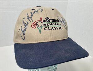ChiChi Rodriquez Autographed Bruno's Memorial Classic Senior PGA Tour Hat
