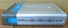 D-link DSL-502T ADSL Router 10/100Mbps Ethernet switch