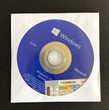 Microsoft Windows 8.1 Pro 64 Bit OEM Vollversion DVD und Key Code MS