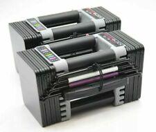 Powerblock 5010009601 Elite EXP Adjustable Dumbbell Set - Black