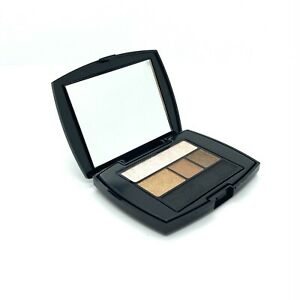 LANCOME Color Design All-In-One 5 Shadow Palette (103 Golden Frenzy) 2g travel