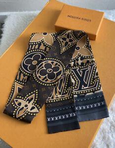 Louis Vuitton World Bandeau Brown