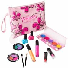 Young Girls Makeup Kit Cosmetic Set Christmas Gift For Teen First Princess USA