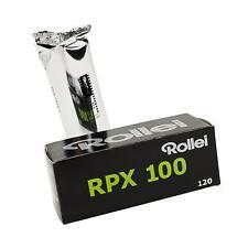 Rollei RPX 100 120 Pellicola a rotolo Nero film bianco b/w s/w analogica