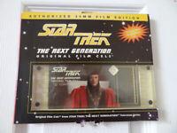 """STAR TREK:The Next Generation 1996 Original Film Cels """" Q"""" CONTINUUM"""