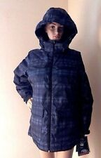 Large Blue Ski Parka Coat Zip-out Lining 3 in 1 CB Sports NEW with TAGS -$165.00
