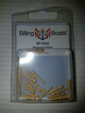 BILLING BOATS - BF-0242 Belaying Pins (20) 18mm BRAND NEW