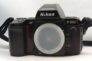 @ Ship in 24 Hours! @ Discount! @ Nikon F-801s 35mm Film SLR Camera Body