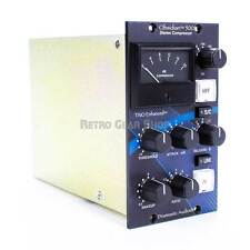 Dramastic Audio Obsidian 500 Series Stereo Bus Compressor NEW - Retro Gear Shop