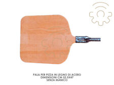 Sickles Shovel for Pizza in Wood of Maple Cm 32 5 X 47 Without Handle Chef Oven