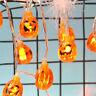 Haloween Led String Lights For Pumpkins/Wall Decoration Table Lights Fairy Decor