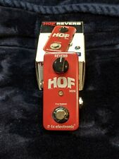 TC Electronic Hall of Fame Mini Reverb Guitar Effect Pedal