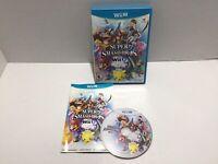 Nintendo Super Smash Bros. U Video Game (Wii U, 2015) Complete