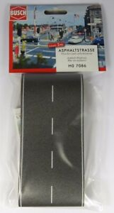HO Scale Scenery - 7086 - Asphalt Highway