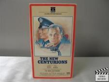 The New Centurions (1972) (VHS, 1986) George C. Scott