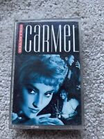 Carmel - Collected Best Of - Greatest Hits Cassette Tape