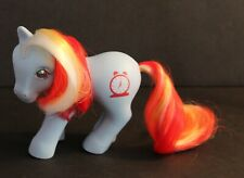 MLP My Little Pony G1 Twinkle Eye Bright Eyes Alarm Clock Cutie Mark 💙