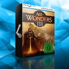 Age of Wonders III 3-pc-Steam key-de/EU-nuevo
