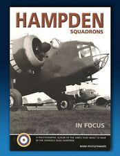 Hampden Squadrons in Focus